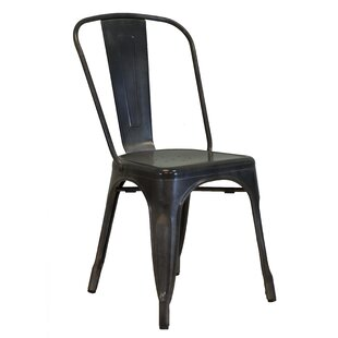 Industrial Side Chair by Design Tree Home