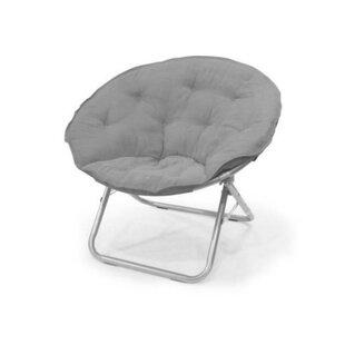 Urban Shop Microsuede Papasan Chair
