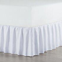 Fabric Bathroom Sink Skirts Wayfair