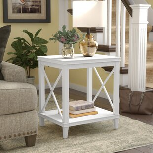 Affordable Price Santino Side Table By Longshore Tides