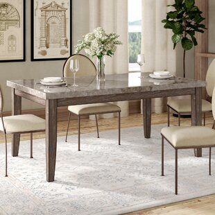 Clearmont Dining Table by Three Posts #1