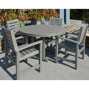 Signature 5-Piece Dining Set by POLYWOOD?