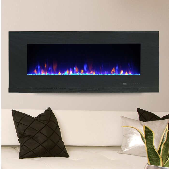 electric tv youtube to stone watch build combo an how fireplace wall