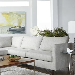 Margret Sectional by Wrought Studio