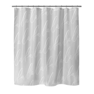 Beaird Single Shower Curtain