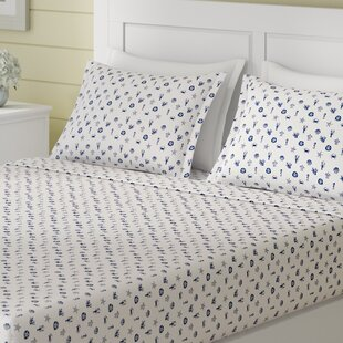 Affordable Veronica 200 Thread Count 100% Cotton Sheet Set By Beachcrest Home