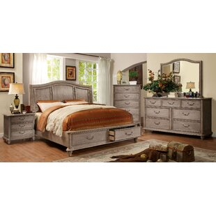 Mercer Storage Platform Bed
