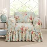 Ballad Box Cushion Armchair Slipcover by Sure Fit