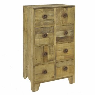 Bellmore 8 Drawer Accent Chest by Bay Isle Home