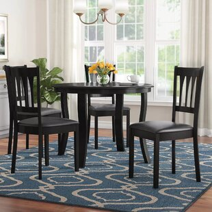 Oakmont 5 Piece Dining Set Red Barrel Studio