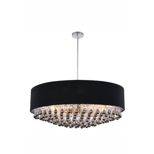 Orren Ellis Ephialtes 9-Light Chandelier