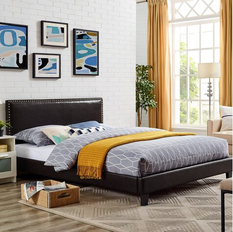 Bedroom, Orange Design Ideas | Wayfair