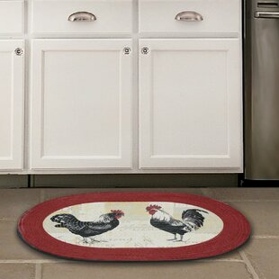 Rooster Rugs For Kitchen Wayfair