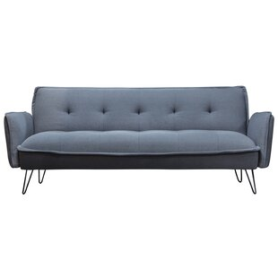Abdulrahman 3 Seater Fold Out Sofa Bed By Bloomsbury Market