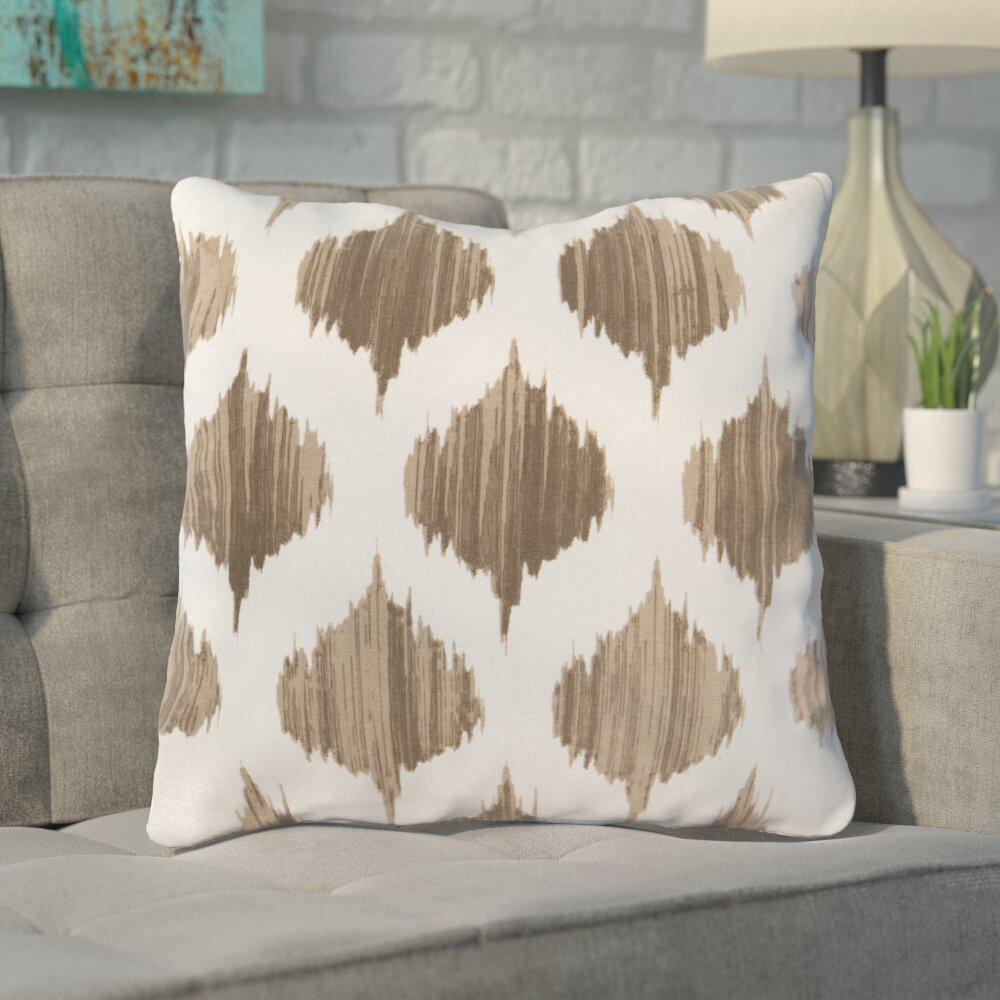 e80f1e94d5c Watson 100% Cotton Throw Pillow   Reviews