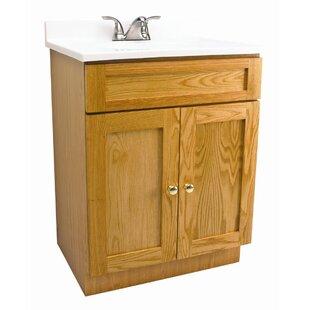Steubenville 24 Single Bathroom Vanity Set