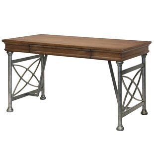 Branca Solid Wood Writing Desk by 17 Stories