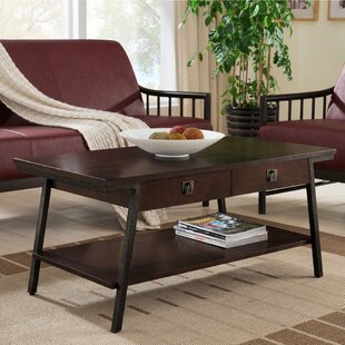 Shelbina Coffee Table With Storage By Gracie Oaks
