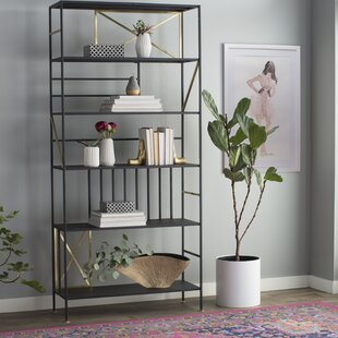 Cutlip Etagere Bookcase by..