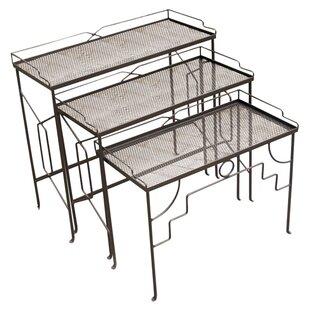 ACHLA Nesting Tables 3 Piece Set