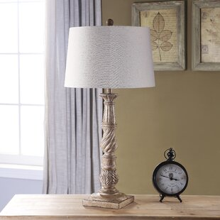 Reviews Alexzander 31 Table Lamp By Charlton Home