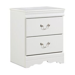 Grovelane Teen Aeroome 2 Drawer Nightstand