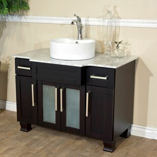 40 Single Bathroom Vanity Set by Bellaterra Home