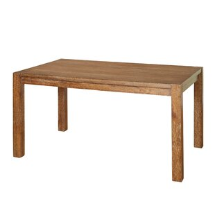 Price Check Dessie Solid Wood Dining Table By Gracie Oaks