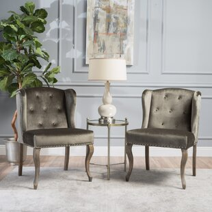 Hollange Wingback Chair (Set of 2)