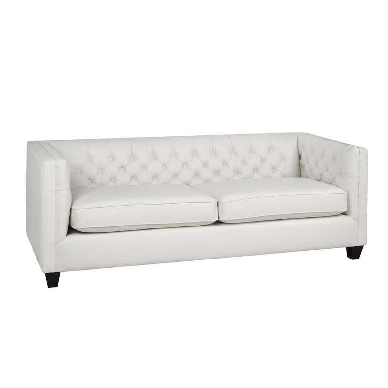 Darby Home Co Devito Top Grain Leather