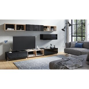 Batey Entertainment Unit For TVs Up To 60