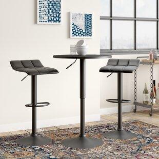 Trent Austin Design Yoder Modern 3 Piece Pub Table Set