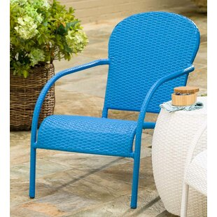 Stackable Wicker Patio Chair