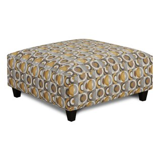 Storksbill Cocktail Ottoman by Ebern Designs