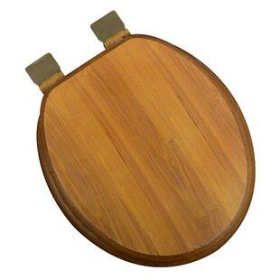 Strange Wood Decorative Round Toilet Seat Machost Co Dining Chair Design Ideas Machostcouk