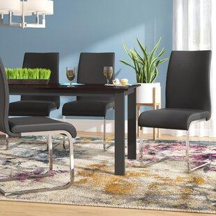Burner Side Chair (Set of 4) by Wade Logan