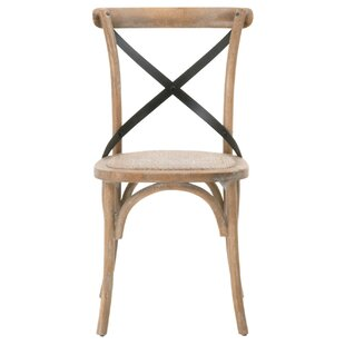 Gracie Oaks Carnaghliss Dining Chair (Set of 2)
