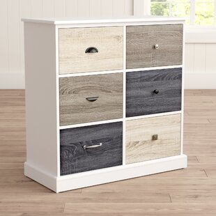 Gratton 6 Door Accent Cabinet by Beachcrest Home