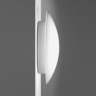 Clara 2-Light Flush Mount by Ai Lati