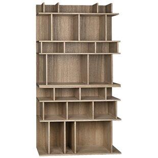 Rashi Geometric Bookcase by Noir 2019 Sale