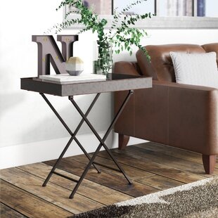 Nashua Metal End Table by Trent Austin Design