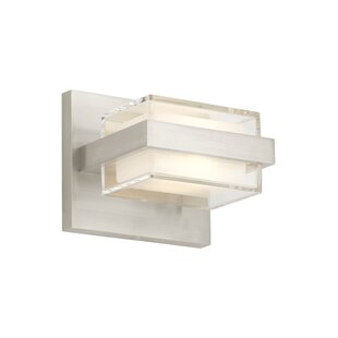 Where buy  Ariella 1-Light LED Armed Sconce By Latitude Run