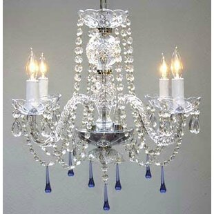 Astoria Grand Atherstone 4-Light Candle S..