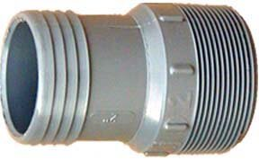 GenovaProducts Poly Insert Male Adapter (Set of 10)
