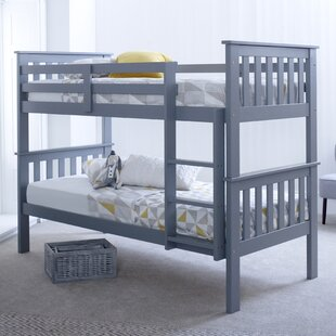 Aaron Single Bunk Bed By Harriet Bee