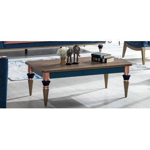 Gallatin Coffee Table By Everly Quinn