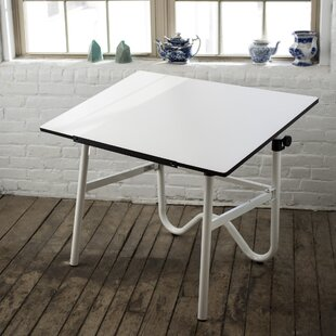 Onyx Drafting Table by Alvin and Co. Fresh