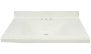 Compare prices 25 Single Bathroom Vanity Top By Premier Faucet