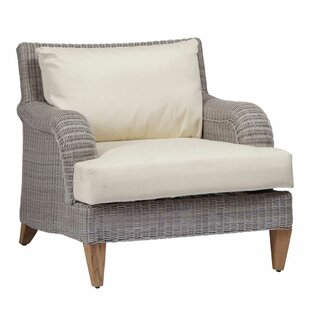 London Patio Chair with Cushions