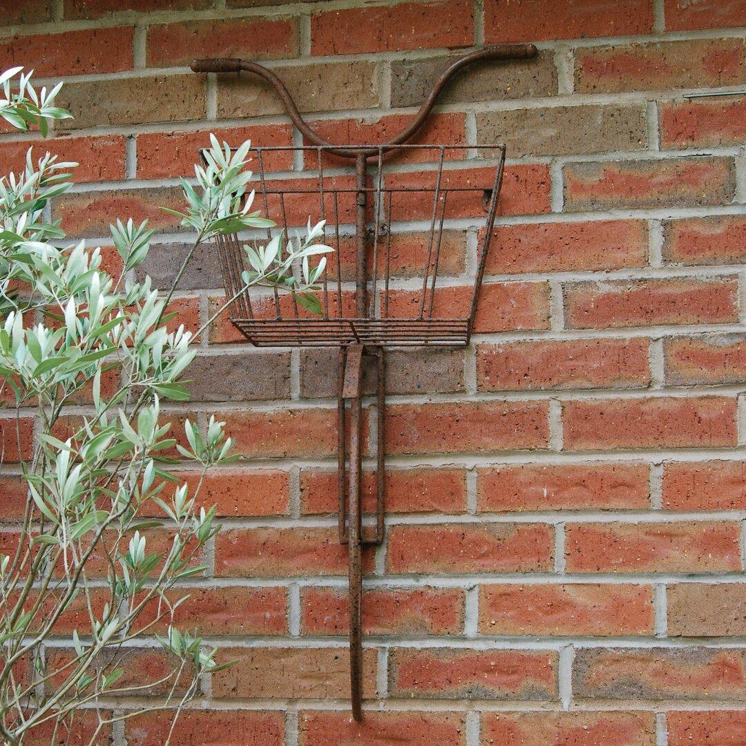 Catlett Metal Wall Planter